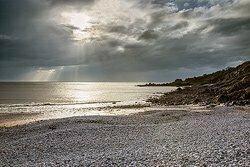 Pwlldu Bay